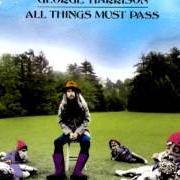 Album All things must pass